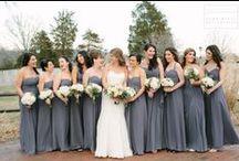 Wedding   |  Bridesmaids / Bridesmaid Portraits