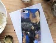 Smartphone cases by Cayena Blanca