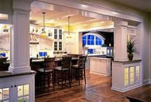 Kitchens / by Holly Monroe