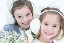 Wedding   |  Flower Girls / Inspiration for Flower Girls
