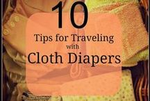 Cloth Diapering / Tips and tricks for efficient and successful cloth diapering