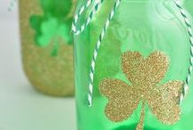 Saint Patrick Style / Your one stop pinner-have-all location for all things green and lucky.
