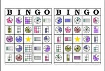 Juegos / Juegos matemáticos para trabajar en el aula.