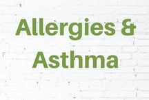 Allergies & Asthma / Get natural help for allergies and asthma