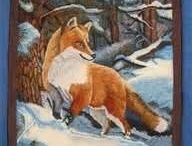 Rughooking Foxes, Wolves