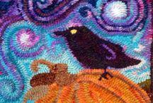 Rughooking Crows, Ravens, Redwing Blackbirds