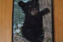 Rughooking Bears