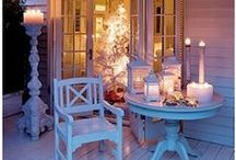 Outdoor Living ❥ Patio ❥ Porch / by Belle West