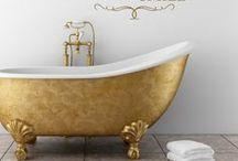 Bath & Dressing Rooms ❥