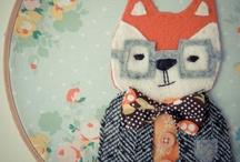 crafty like a fox / by liz cherry