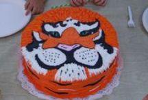 Safari themed children's birthday party / by Melinda Hecht