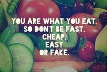 Healthy Eating / by Nancy Bradlo