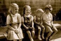 My Childhood / by Jill Francis