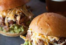 Burgers/Sandwiches/Spreads