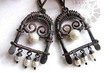 Jewelry ❥ Earrings / Earrings that Inspire.