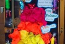 Classroom/Bulletin Boards, Anchor Charts, and Displays