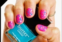 blush Staffers DIY Nails / by blush