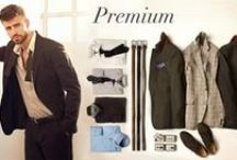 Men's Sustainable Fashion / by Paige Donner