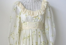 Gunne Sax Dress / by Erin Chavez