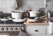 en la cucina. / tasteful kitchen decor and inspiring layouts
