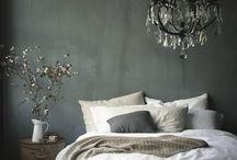 los sueños. / bedroom decor + style inspiration