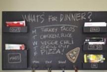 Just Bulletin Boards + Message Boards / Cork boards, Chalkboards, Blackboards, Whiteboards, and Magnetic Boards oh my.