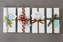 wrap it up. / packaging ideas