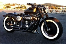 "A Harley Davidson ""Catch-All."""