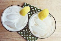 sips + shots. / delicious beverages and recipes-- alcoholic and non