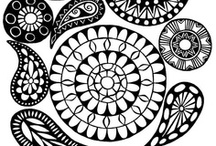 Drawing/Doodles/Zentangles / It's fun to draw! / by Holly Przygoda