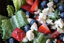 Summer ❥ Salads