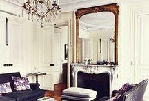 Interior Design - Parisian / Interior Design - Parisian