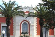 Villa Maggiulli  Alfieri. Dimora storica del '700 / Tipica casina nobiliare della valle della cupa in Lecce