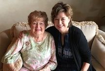 Mother's 90th birthday / Celebrating Trudy Bohland's 90th birthday with family & friends