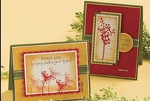 Stamp, Cut, Color and Paste / Rubber stamping, homemade cards and other paper projects