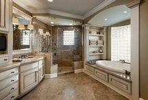 Bathrooms and more / by Leslee Walser