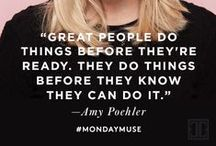 Quotes I Love / All my favorite quotes, whether they're inspiring, thought-provoking, or just beautifully phrased / by She is Fierce