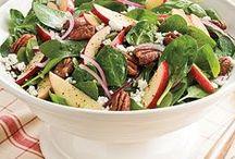 Salads, Big and Small
