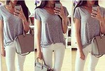 DRESS ME PLEASE / Fashion that describes me.  / by Selena Nevarez Perez