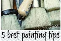Paint Colors, Techniques and More / by Leslee Walser