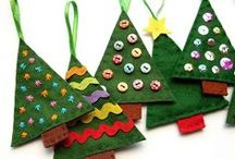 Christmas Craftiness  ....and food / by Pandora Miller