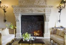 Fireplaces / by Leslee Walser