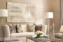 White with Neutrals for the Home / by Leslee Walser