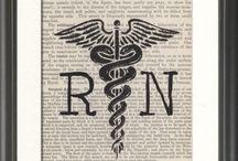 Nursing! RN-BSN  / by Julie Jordan
