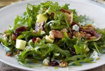 Salads and Dressings / by Leslee Walser