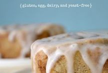 Yummies <3 / Gluten Free Always :) / by Melissa Barron