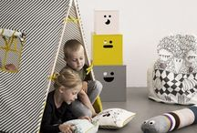 kids spaces & accessories  / by Molly Weber