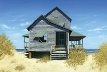 Cabins, Cottages & Little Hide-Aways / by Pandora Miller