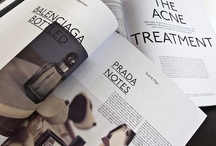 Paper Publishing Forever // Magazine and Book Graphic Design / by Sophie Mollison