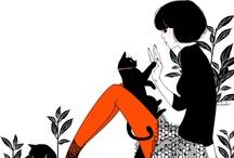 Scribble // Illustration / by Sophie Mollison